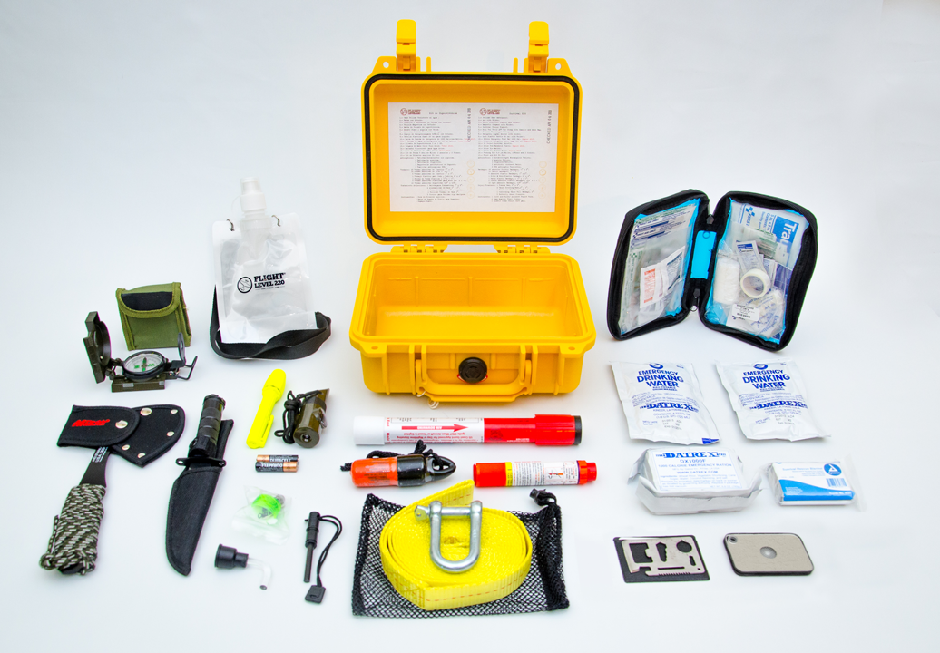 SURVIVAL KIT INAC